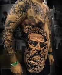 zeus tattoo meaning zeus tattoo meaning zeus greek god tattoos designs