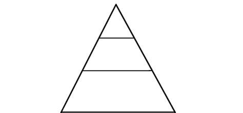piramide alimentare vuota midisegni it disegni da colorare per bambini
