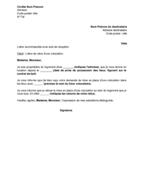 Lettre De Recommandation Pour Quitter Un Logement Lettre Quitter Logement Lettre De Motivation 2017