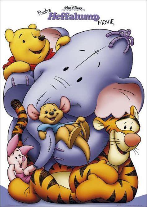 imagenes de winnie pooh y el pequeño efelante la pel 237 cula de heffalump winnie pooh y el peque 241 o