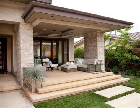 12 amazing contemporary porch designs for your home