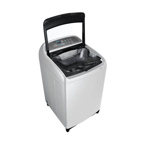 Mesin Cuci Samsung 9 Kg jual samsung bebas top loading wa95j5710sg se mesin cuci