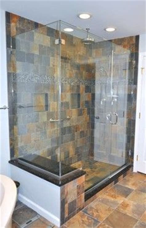 Slate Tile Bathroom Designs Slate Bathroom Ideas Multi Color Slate Tile Design Ideas