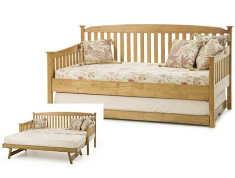 best guest bed serene eleanor hevea day bed optional guest bed buy