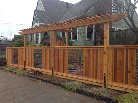 Fencing Lakeside Lumber The Northwest S Premier Siding Western Cedar Pergola