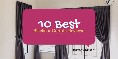 best blackout curtains reviews best blackout curtain reviews perfect choice in 2018
