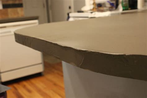 diy concrete kitchen countertops  step  step tutorial