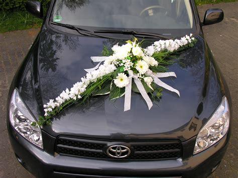 Autoschmuck Hochzeit by Wagenschmuck