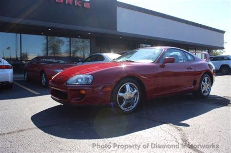 kelley blue book classic cars 1995 toyota supra electronic toll collection used toyota supra for sale with photos carfax autos post