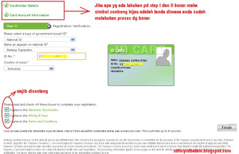 cara membuat resi ktp cara order kartu debit payoneer profit dollar