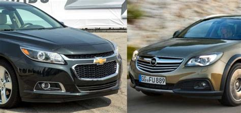 opel malibu opel boss would like to see more separation from chevrolet