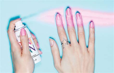 nails inc nails inc spray nail varnish manicure mercer