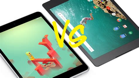 Tablet Android Lolypop nokia n1 vs nexus 9 comparison what s the best android