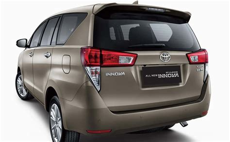 Lu Led Mobil Innova new toyota innova will debut at auto expo 2016 launch by