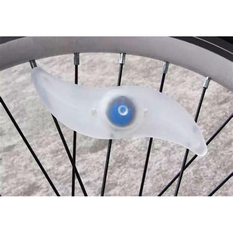 Lu Sepeda Led Bicycle Light Led Light 5 Led 8 Mode lu ban sepeda colorful led bicycle wheel light 1 pcs