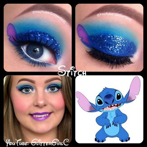 stitches makeup stitch makeup d glittergirlc