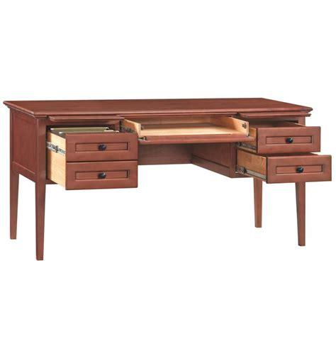 60 inch desk with drawers 60 inch mckenzie 4 desks bare wood fine wood