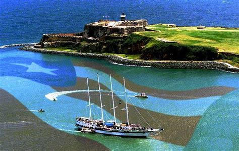el morro san juan puerto rico to start the day remembering my country puerto rico