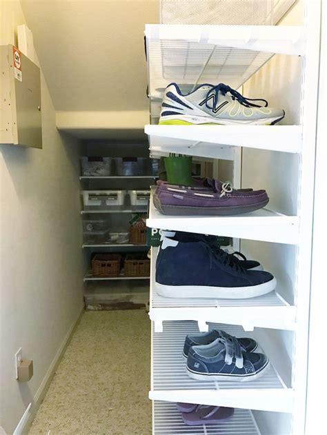 under stairs closet organizers 25 best closet stairs ideas on