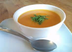 butternut squash and apple soup dinutrition