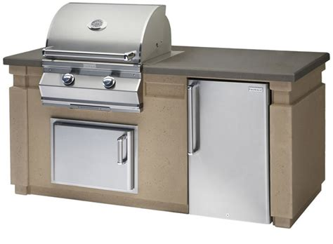 Magic Kitchen Grill by Magic Outdoor Kitchen Island Packages S Gas