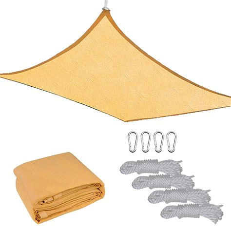 Triangle Awning by Triangle Square Rectangle Sun Shade Sail Outdoor Garden
