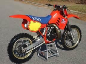 1986 Honda Cr250 1986 Honda Cr250 Bike Photos