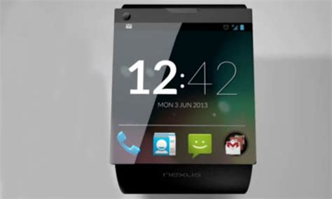 Smartwatch Nexus nexus smartwatch concept leaks showing now and more gizbot