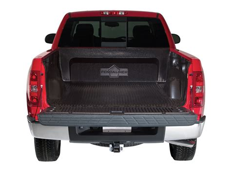 pickup truck bed liners penda 78104srx pendaliner over rail truck bed liner 89 95