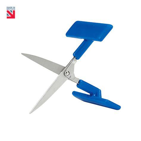 Push Table Top Scissors Peta Uk Easi Grip