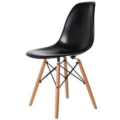 Charles Eames Dsw by Charles Eames Eetkamerstoel Dsw Glanzend Design