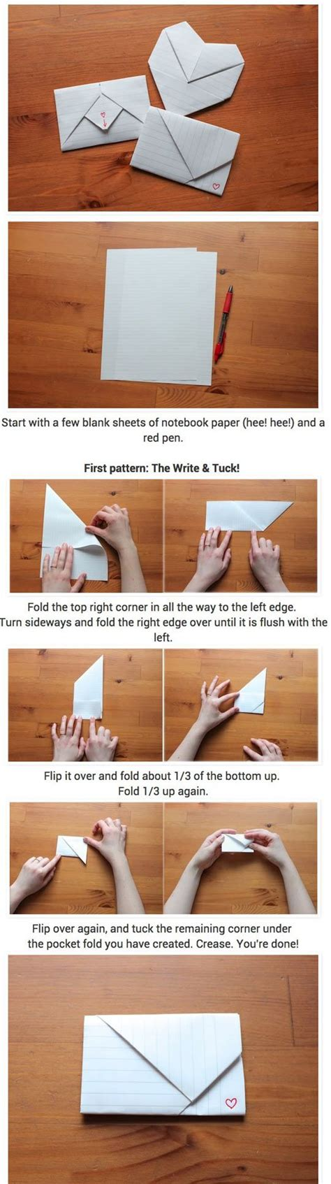 Cool Ways To Fold A Paper - awesome folding skills note high schools and schools