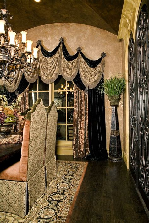 Tuscan Dining Room Drapes Best 25 Tuscan Curtains Ideas Only On Patio