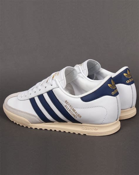 Harga Adidas Beckenbauer adidas beckenbauer white blue gold adidou