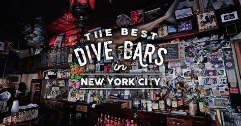 top new york bars the best dive bars in nyc thrillist