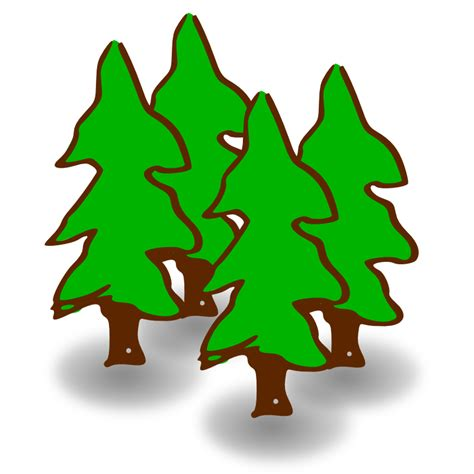 forest cliparts weneedfun