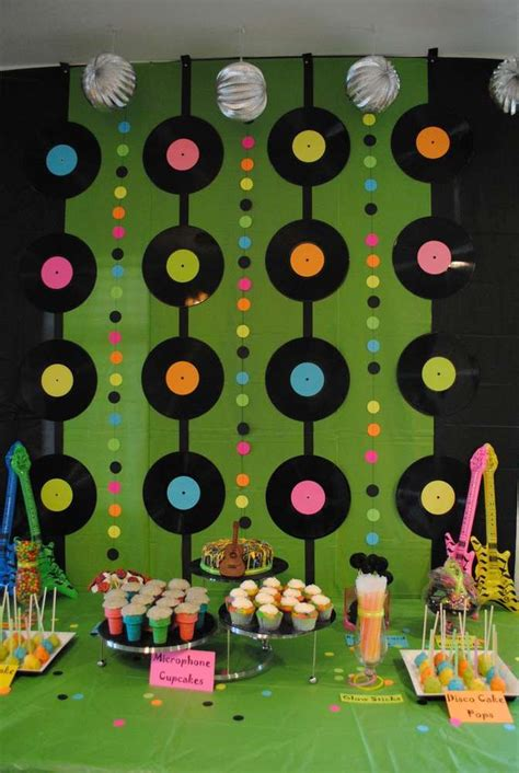 love themes for parties rock n roll birthday party ideas birthday party ideas