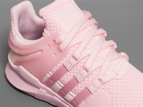 all light pink adidas adidas eqt sneaker pink