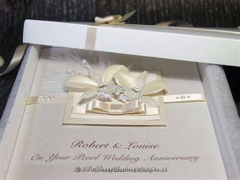 Luxury Handmade Wedding Cards - kirika handmade luxury anniversary card