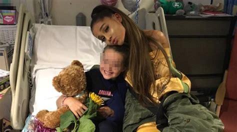 St Kid Farrel manchester grande in ospedale con le giovani fan ferite nell attentato repubblica it