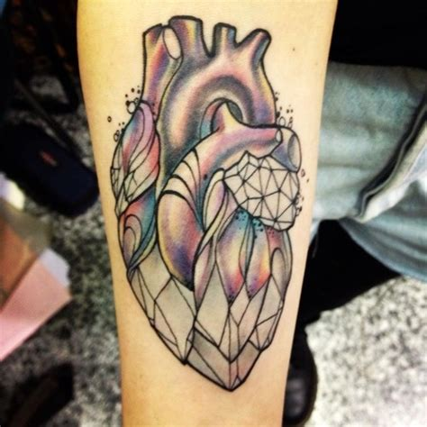 anatomically correct heart tattoo best ideas designs