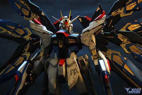 Wallpaper Gundam Keren | strike freedom gundam wallpaper wallpapersafari