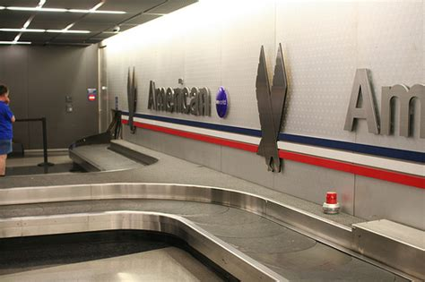 american airlines baggage american airlines baggage claim at chicago o hare airport