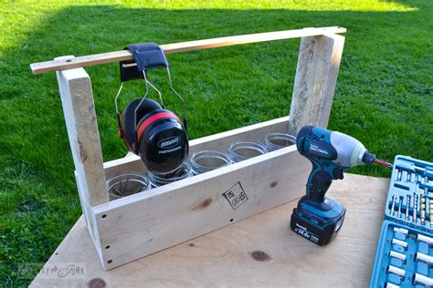 Handmade Outdoor Gear - make a reclaimed wood business card holder toolboxfunky