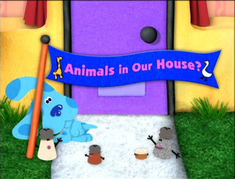 boat song clue animals in our house blue s clues wiki fandom powered