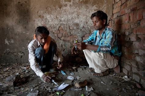 Addict In The News Addict by Addiction Is A Growing Problem In Punjab The New
