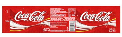 Bottle Label Research Unfeignedcamera A Coke Template