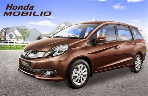 mobil honda terbaru 2015 harga dan spesifikasi mobil honda mobilio terbaru 2015