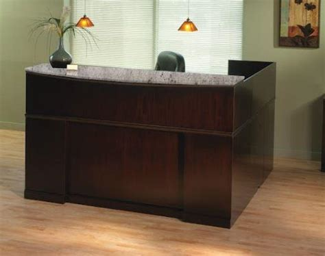 reception desk miami new reception desk sorrento miami south florida office