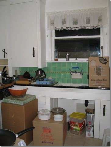 Tiny Kitchen Makeover - before amp after a 1930s bungalow kitchen makeover hooked on houses